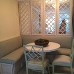 Palm Beach - Brazilian Ave - Banquette area